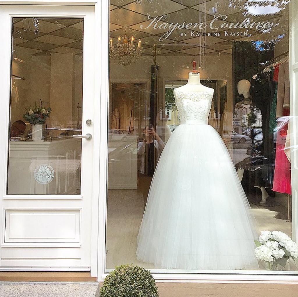 Kaysen Couture åbnede forretning på Frederiksberg Allé 52.